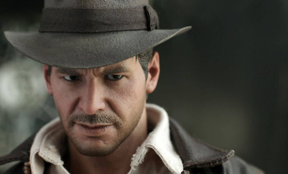 Gallery Feature Image of Indiana Jones - DX Series Sixth Scale Figure - Click to open image gallery