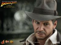 Gallery Image of Indiana Jones - DX Series Sixth Scale Figure