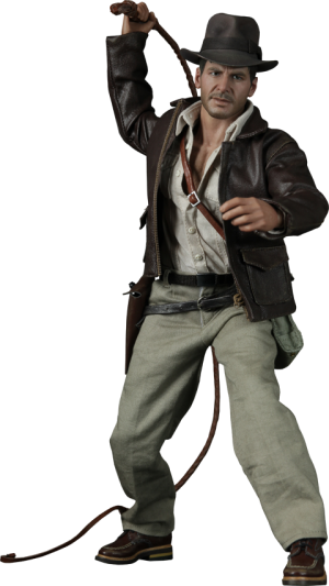 Indiana Jones - DX Series Sixth Scale Figure