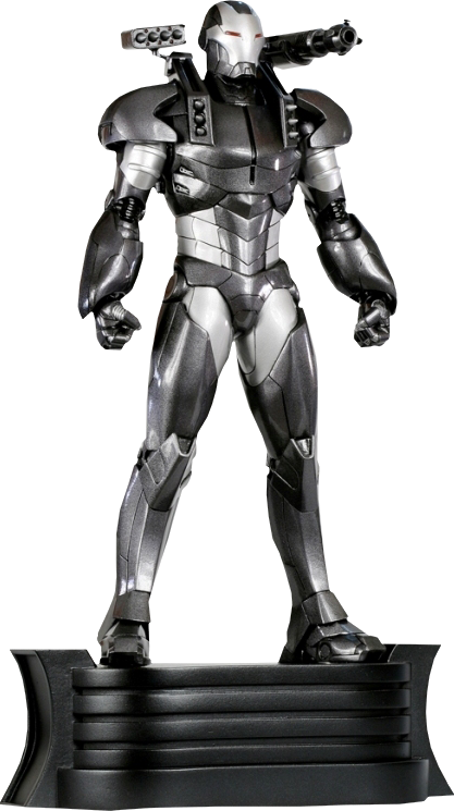 Bowen Designs War Machine Modern Polystone Statue