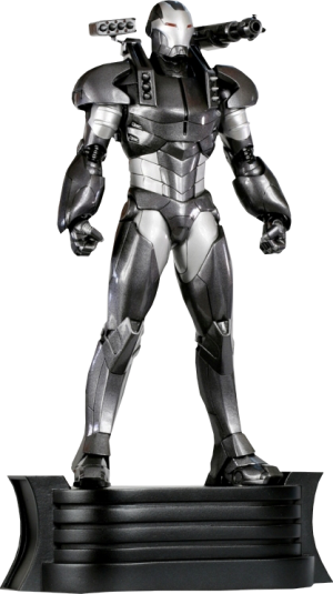 War Machine Modern Polystone Statue