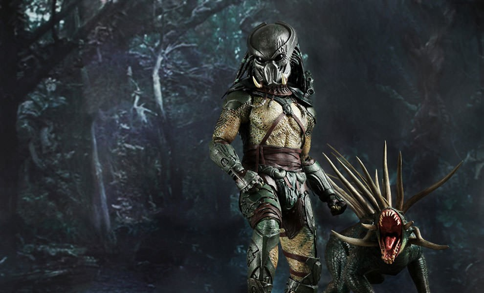 Gallery Feature Image of Tracker Sixth Scale Figure - Click to open image gallery