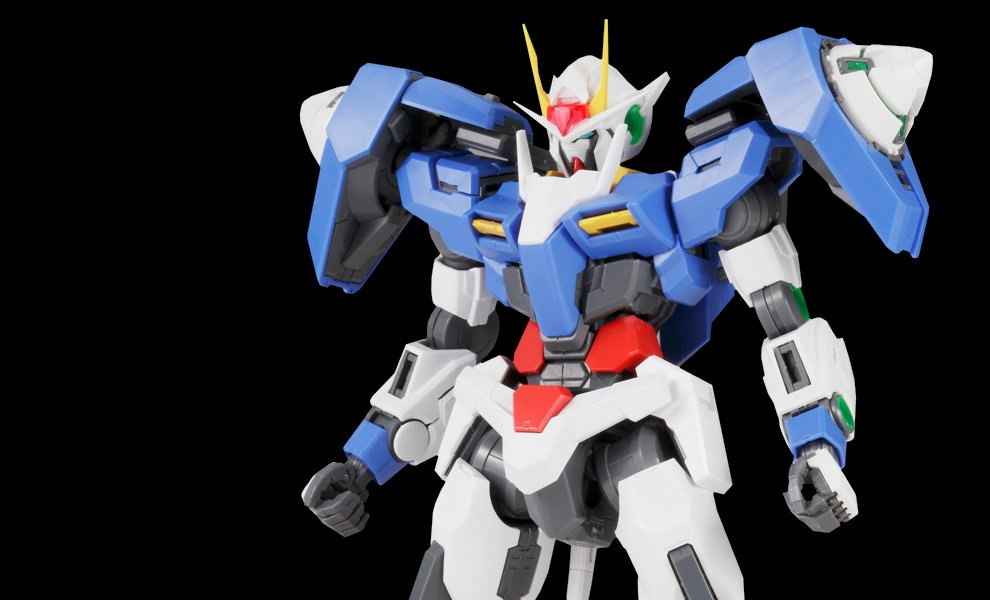 Gallery Feature Image of MG 00 Raiser Model Kit - Click to open image gallery