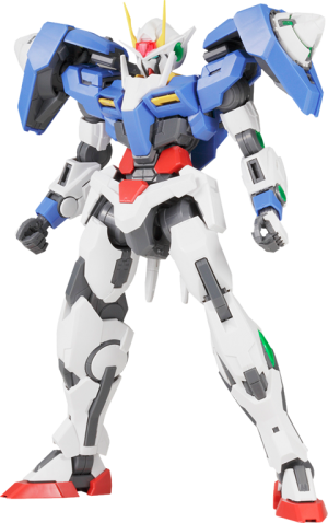 MG 00 Raiser Model Kit