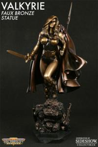Gallery Image of Valkyrie Polystone Statue