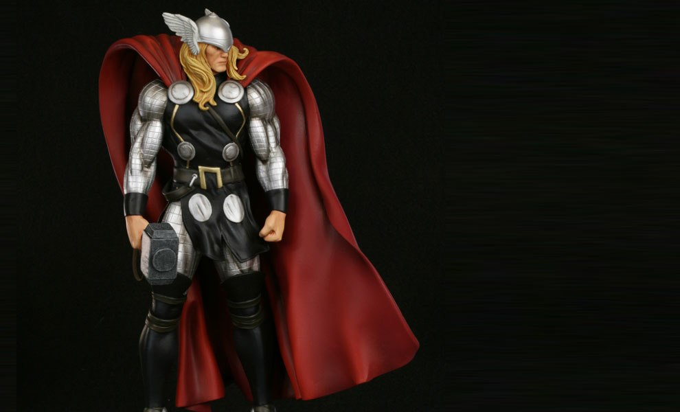 Gallery Feature Image of Thor Modern Museum Polystone Statue - Click to open image gallery