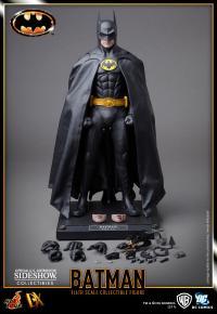 Gallery Image of Batman (1989 Version) DX Series Sixth Scale Figure