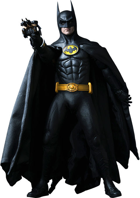 Hot Toys Batman (1989 Version) DX Series Sixth Scale Figure