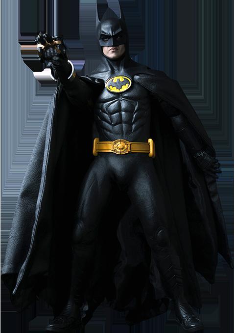 Hot Toys Batman (1989 Version) DX Series Sixth Scale Figure