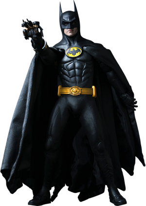 Batman (1989 Version) DX Series Sixth Scale Figure