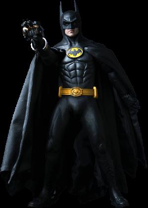 Batman (1989 Version) DX Series Sixth Scale Figure