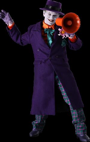 The Joker (1989 Version) DX Series Sixth Scale Figure