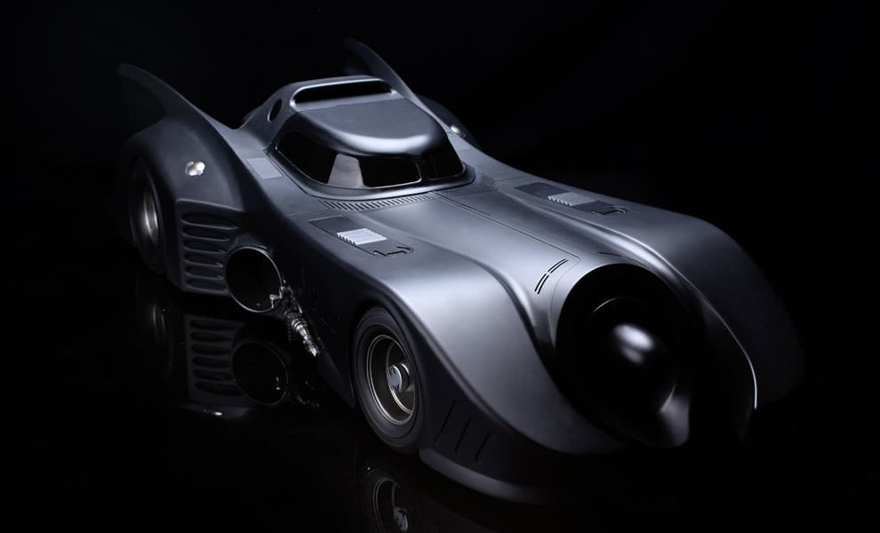 Gallery Feature Image of Batmobile (1989 Version) Sixth Scale Figure Accessory - Click to open image gallery