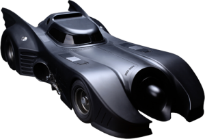Batmobile (1989 Version) Sixth Scale Figure Accessory