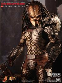 Gallery Image of Classic Predator Sixth Scale Figure