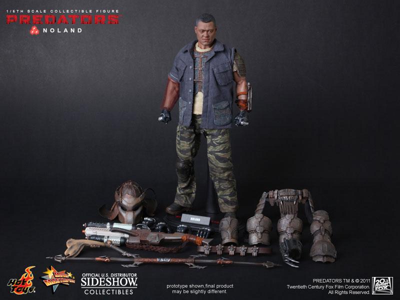 1//6 scale toy Predators Noland Thigh Armor Set