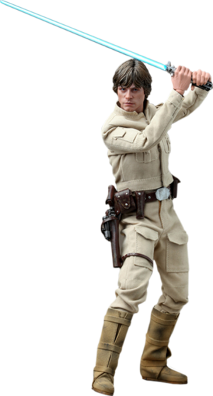 Star Wars : Luke Skywalker (Bespin Outfit) DX series Sixth Scale Figure