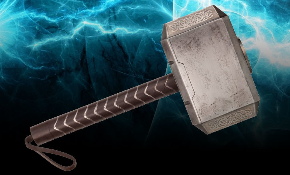 Gallery Feature Image of Thor Hammer   Prop Replica - Click to open image gallery