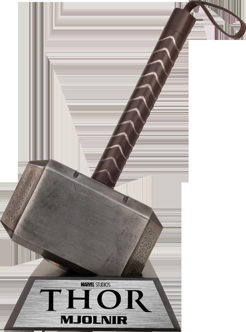 Museum Replicas Thor Hammer   Prop Replica