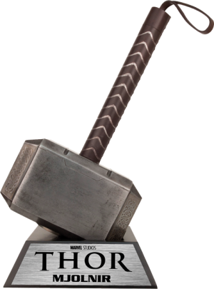 Thor Hammer   Prop Replica