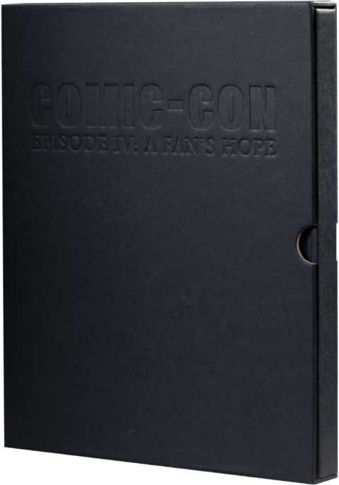 DK Publishing Comic-Con Episode IV: A Fans Hope - Collectors Edition Book