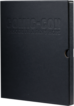 Comic-Con Episode IV: A Fans Hope - Collectors Edition Book