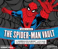 Gallery Image of The Spider-Man Vault Book