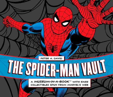 Running Press The Spider-Man Vault Book