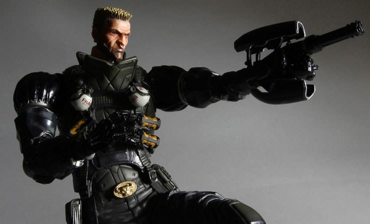 Gallery Feature Image of Barrett Collectible Figure - Click to open image gallery