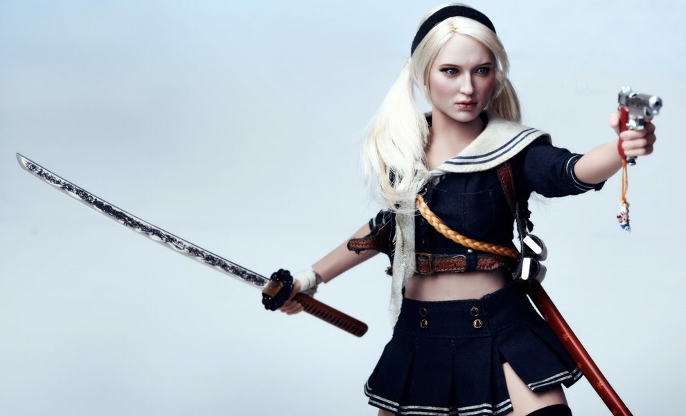 Gallery Feature Image of Babydoll Sixth Scale Figure - Click to open image gallery