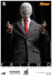 Gallery Image of The Friend Sixth Scale Figure