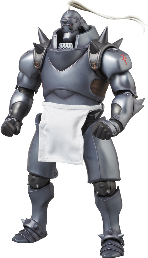 Medicom Toy Alphonse Elric Sixth Scale Figure