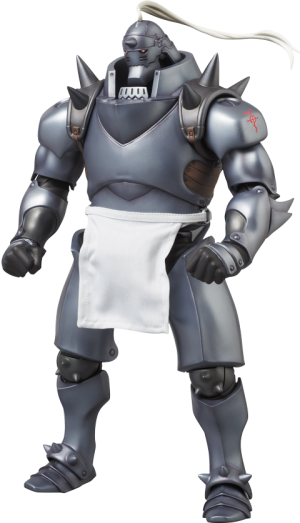 Alphonse Elric Sixth Scale Figure