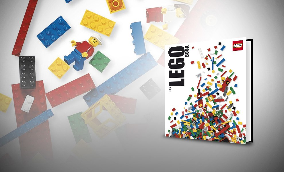 Gallery Feature Image of The LEGO Book Book - Click to open image gallery