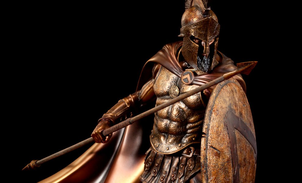 Gallery Feature Image of Leonidas Statue - Click to open image gallery