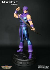 Gallery Image of Hawkeye Museum Polystone Statue