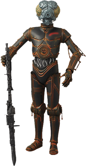 Medicom Toy 4-LOM Sixth Scale Figure