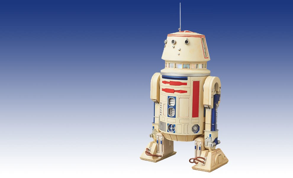 Gallery Feature Image of R5-D4 Sixth Scale Figure - Click to open image gallery