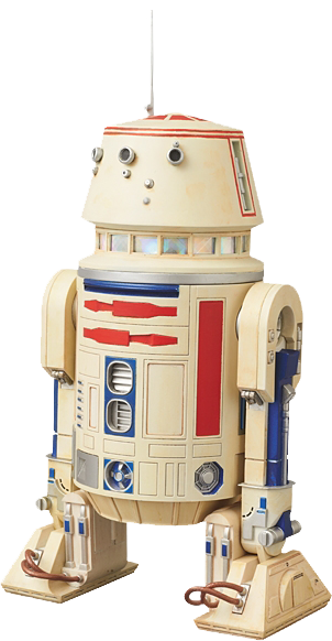 Medicom Toy R5-D4 Sixth Scale Figure