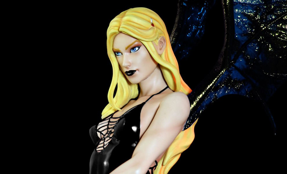 Gallery Feature Image of Ariel - DarkChylde Polystone Statue - Click to open image gallery