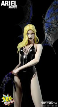 Gallery Image of Ariel - DarkChylde Polystone Statue