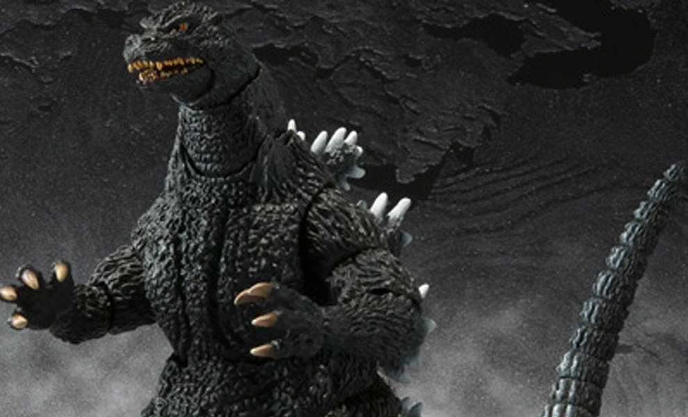 Gallery Feature Image of Godzilla Collectible Figure - Click to open image gallery