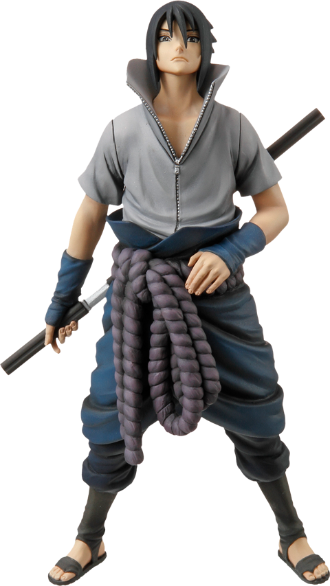 Tamashii Nations Sasuke Collectible Figure