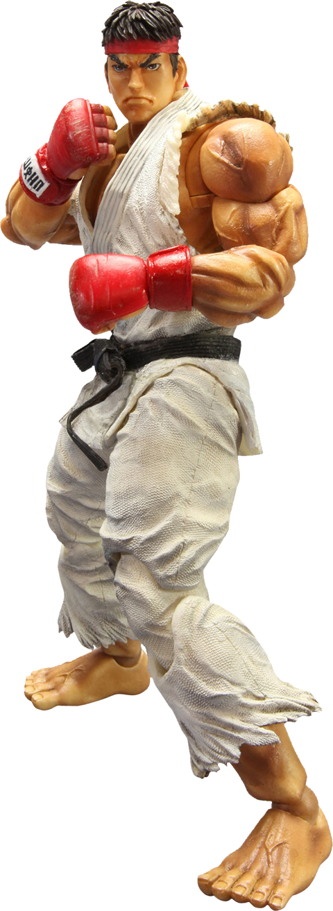 Square Enix Ryu Collectible Figure