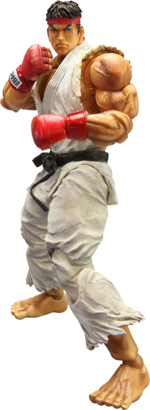Ryu Collectible Figure