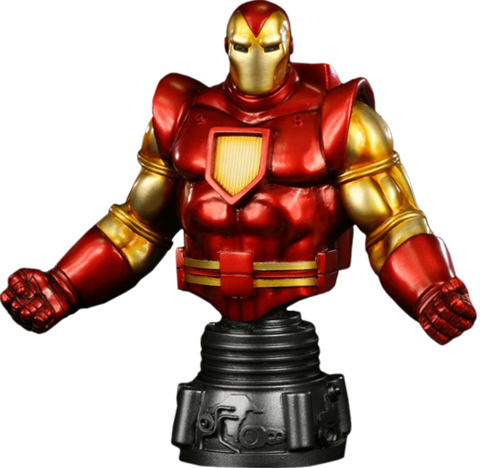 Bowen Designs Iron Man Space Armor Polystone Bust