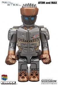 Gallery Image of Atom & Max Plastic Figure