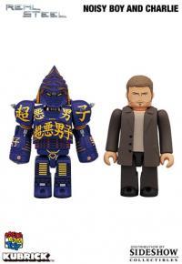 Gallery Image of Noisy Boy & Charlie Plastic Figure