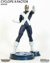 Gallery Image of Cyclops X-Factor Polystone Statue