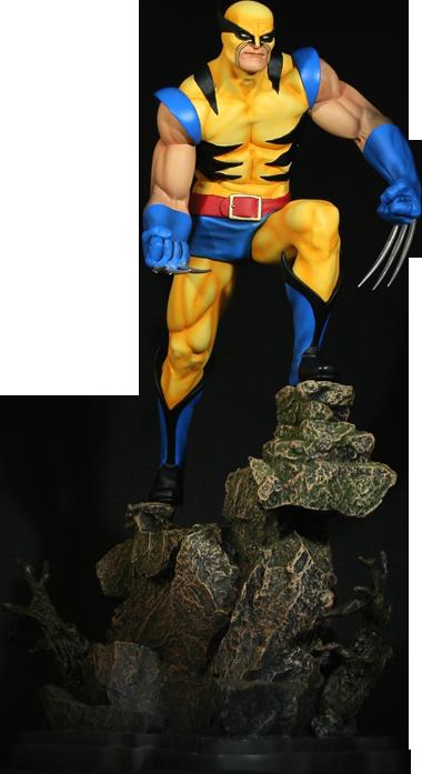 Bowen Designs Wolverine Original Polystone Statue